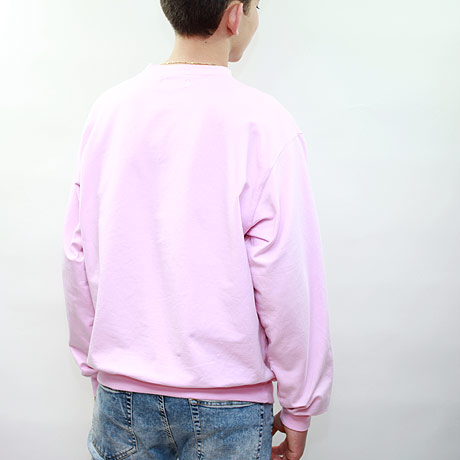 Sweat Shirt Crewneck Rose