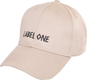 CAP LABEL ONE