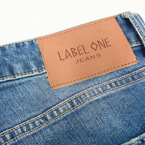 "LABEL ONE JEANS ""ONE"" BLUE"